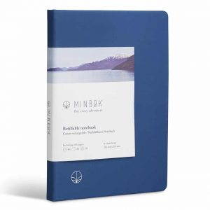 Large Refillable Notebook